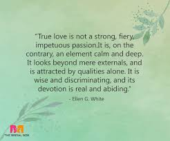 True Love Quotes Interesting 48 Powerful True Love Quotes For Idyllic Hearts