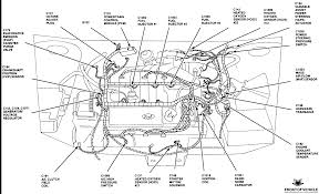 ford contour engine diagram ford taurus engine diagram ford wiring diagrams