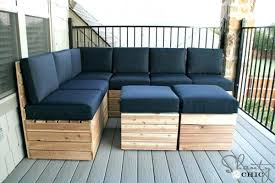 wood outdoor sectional with storage remarkable breathtaking furniture ideas home 4 pallet teak wood outdoor sectional i58