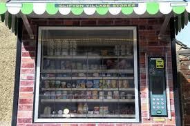 Vending Machine Shop Best Speedy Shop A Giant Vending Machine Provides Groceries For