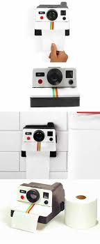 Polaroid Camera Design Tissue Box Micro Projector Style Tissue Box Tissue Boxes Handmade