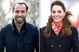 James Middleton Supports Kate's New Initiative in Sweet Instagram    PEOPLE.com