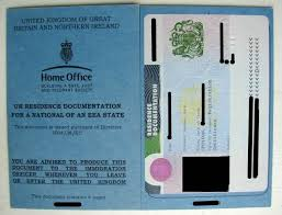 Green Card Office Eea2 Form Where Is The Registration Certificate Number
