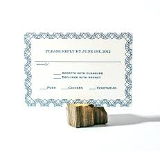 Reply To Wedding Invitation Not Attending Response Card Wording For