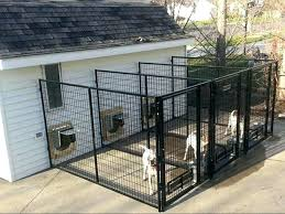 outdoor dog kennel plans dog kennel building plans free indoor outdoor kennels with doors outside run outdoor dog kennel