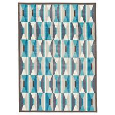 ikea white shag rug. Superb Ikea Striped Rug Blue White Ikearug Rugs Area Beautiful Green Gurli Cushion Cover Medium Full Shag K