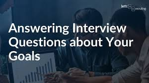 answering job interview questions about