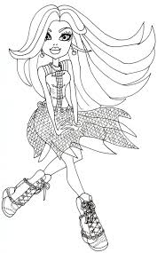 Small Picture Free Printable Monster High Coloring Pages June 2013