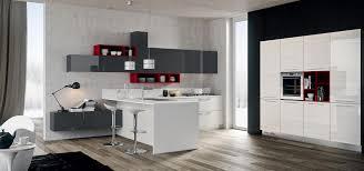 Cucina moderna laccata e larice olmo rovere siria arredo3