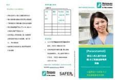 Safe Use Of Paracetamol In Children Kidshealth Nz