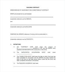 Agreement Template For Masonry Services Restaurant Catering Contract ...
