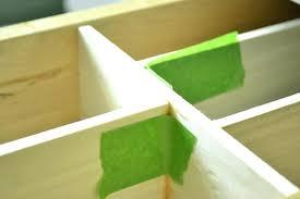diy dresser drawer dividers easy drawer dividers drawer organizer pretty handy girl storage and organization drawer