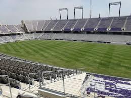 Amon G Carter Stadium 2019 Seating Chart