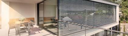 Raffstoren Als Sonnenschutz Glas Reus Gmbh Co Kg