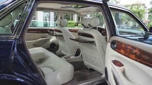 1998 Jaguar XJ8 Vanden Plas - YouTube