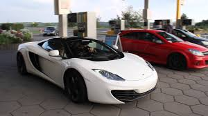 mclaren mp4 12c white wallpaper. gorgeous 2tone white n black mclaren mp412c startup and acceleration lovely sounds youtube mclaren mp4 12c wallpaper
