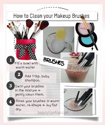 cleaning source professional make up brush set cosmetic foundation face brushes 18 24 32 pcs ebay you can how to clean your