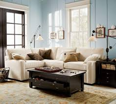 Pottery Barn Living Room Slipcover Pottery Barn Greenwich Sofa Best Home Furniture Decoration
