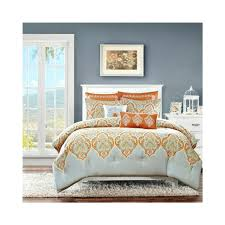 orange and white comforter and grey bedding black and white comforter burnt orange comforter set navy and