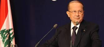 Risultati immagini per Michel Aoun