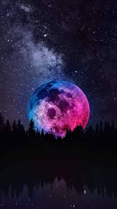 Cute Moon iPhone Wallpapers - Top Free ...