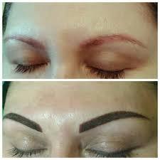 перманентный макияжтатуаж бровей в киеве цена фото марина