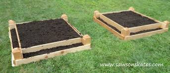 Small Picture 42 DIY Raised Garden Bed Plans Ideas You Can Build in a Day