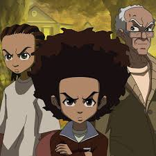 the boondocks characters