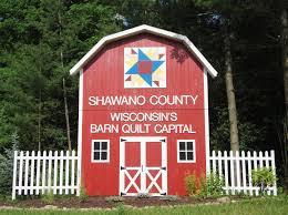Barn quilts of Shawano County | Quilt Addicts Anonymous & Shawano County Barn Quilt Adamdwight.com