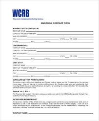Business Forms Templates Extraordinary Printable Business Forms Charlotte Clergy Coalition