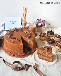 Thai Tea Cake By Union
