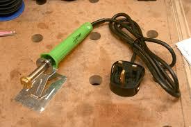 woodworking branding iron. fair priced little branding iron. woodworking iron