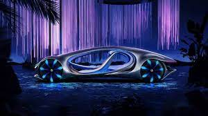 I thought that this car would consume lots of fuel, but it's not. Mercedes Benz Unveils Avatar Inspired Concept Car At Ces 2020