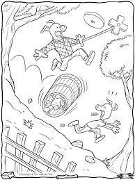 Explore Three Little Pigs Coloring Pages
