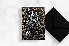 typography templates typography save the date invitation templates creative market