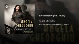 <b>Angela Gheorghiu</b> - <b>Eternamente</b>