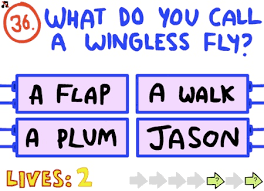 The Impossible Quiz 2 Answers The Impossible Quiz Some Contrast