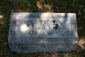 Oscar Fields (Unknown-1900) - Find A Grave Memorial