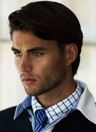 hairstyles for mens thick hair