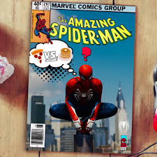 spider man s ps4 photo mode lets you make cool custom comic book covers polygon