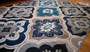 grey and teal rug indoor outdoor trellis gray blue rug design by black grey teal rug