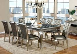 black dining room furniture sets. Modern Dining Room Furniture Set Design Pictures . Black Sets
