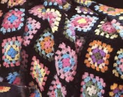 Classic Granny Square Pattern Classy Pattern Crochet Classic Granny Square