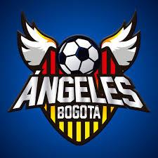 Resultado de imagen para escudo club Angeles Bogotá