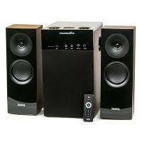 <b>Колонки DIALOG Progressive AP-250</b>, коричневые, 2.1, 50W+2 ...
