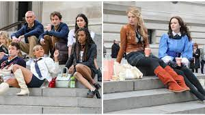 "Gossip Girl"" Reboot Photos Share Clues ..."