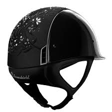 Samshield Helmet Size Chart Samshield Riding Helmet Shadowmatt With Titanium Trim And
