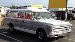 1968 Chevrolet Suburban   T72.1   Dallas 2016