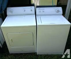 kenmore washer and dryer set. kenmore washer dryer set 320 stackable and combo repair e