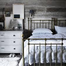 striped blue linen bedding luxury